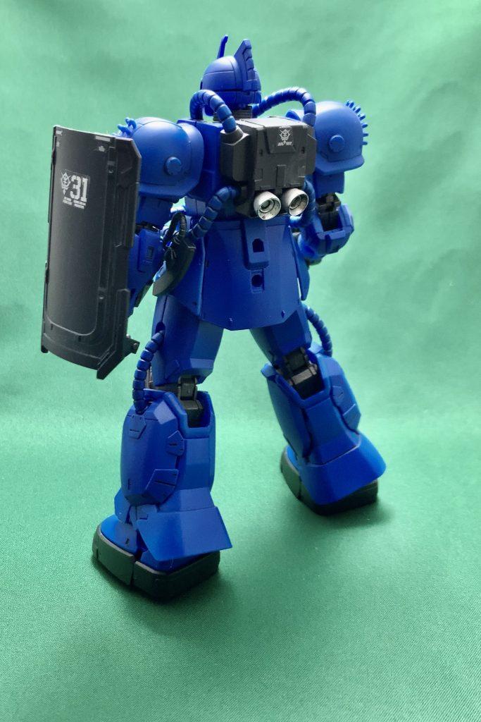 MS-04 ブグ アピールショット1