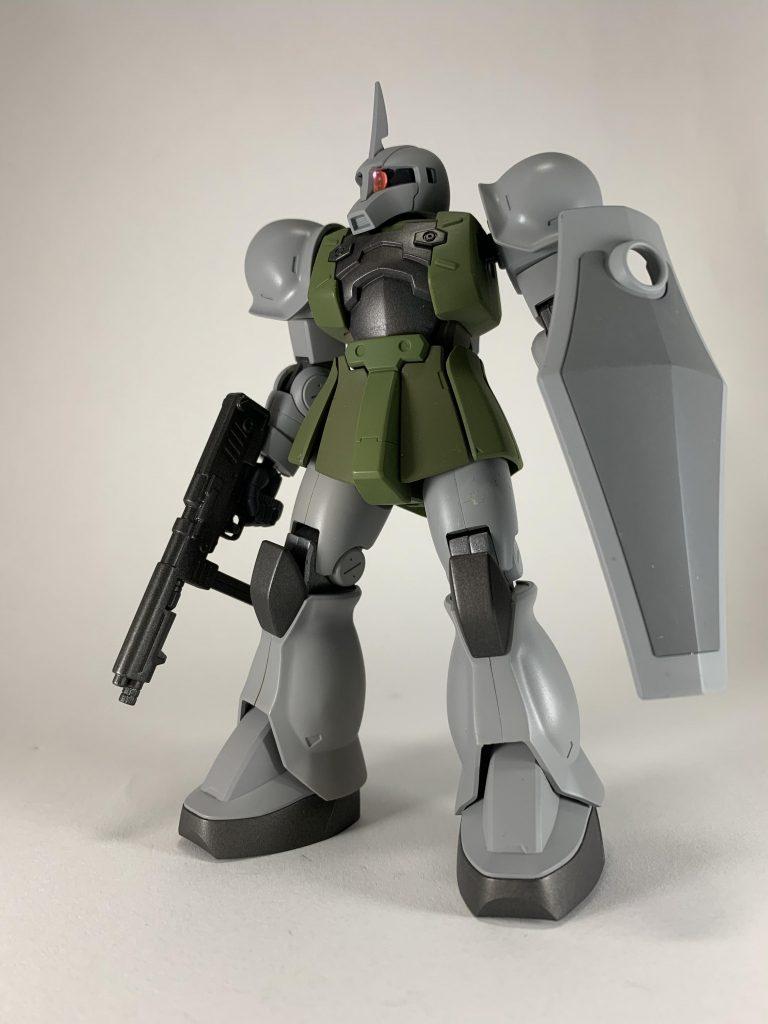 ザクⅠ(ゲラート機) アピールショット1