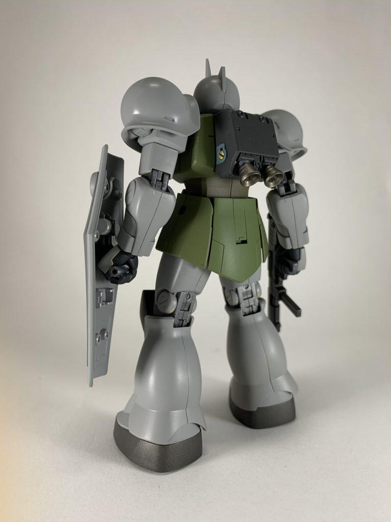ザクⅠ(ゲラート機) アピールショット2
