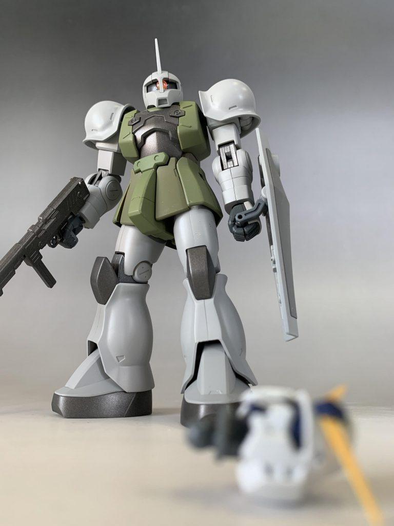 ザクⅠ(ゲラート機)