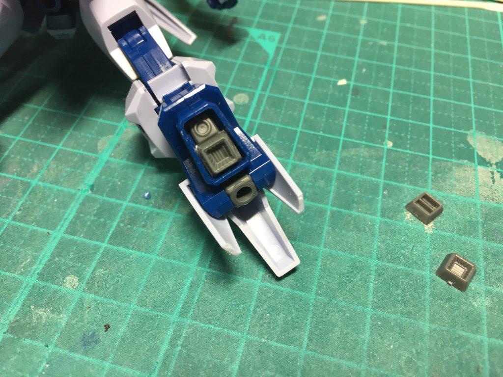 ガンダム AGE-FX バースト 制作工程1