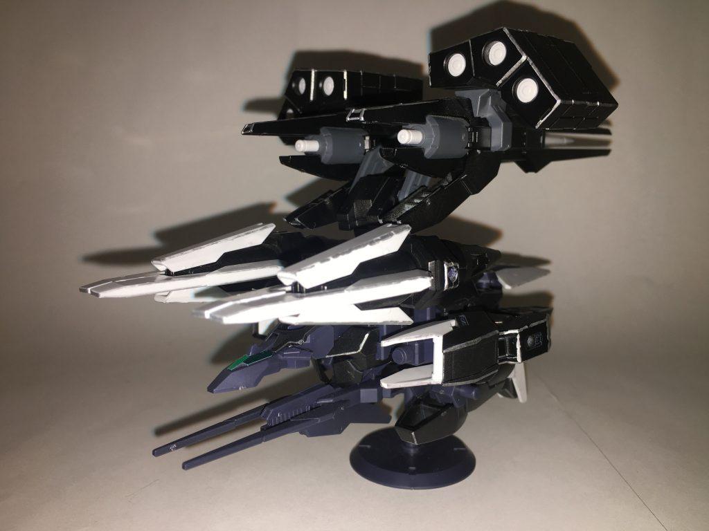 土星の戦士「プロトサタニクスガンダム」 制作工程1