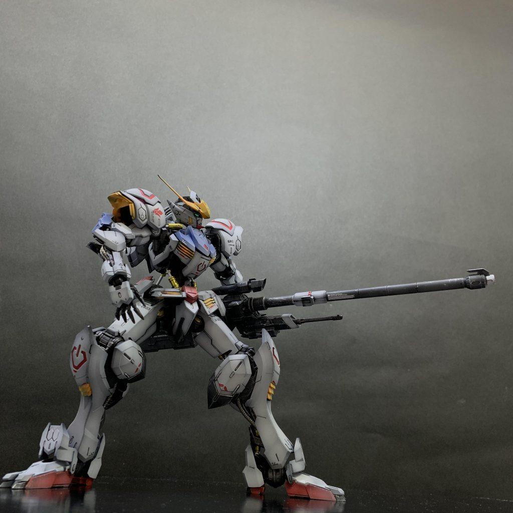 MGバルバトス アピールショット3