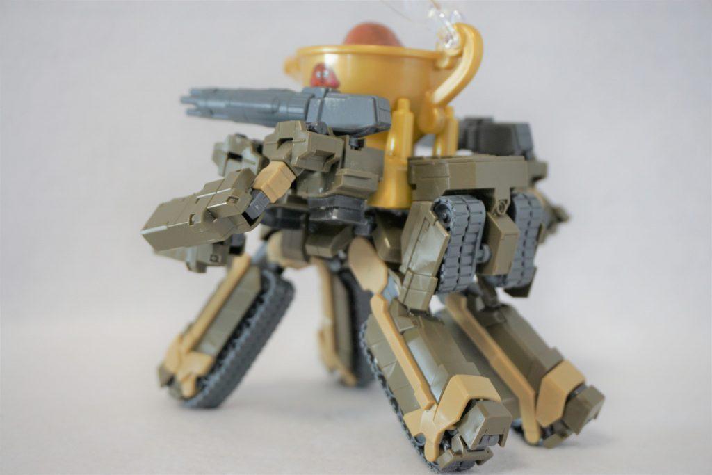 多脚戦車!カレーパンマン号 アピールショット2