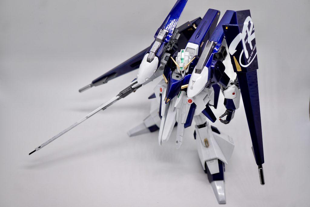 HGUC ORX-005 ギャプラン TR-5[フライルー] 制作工程4