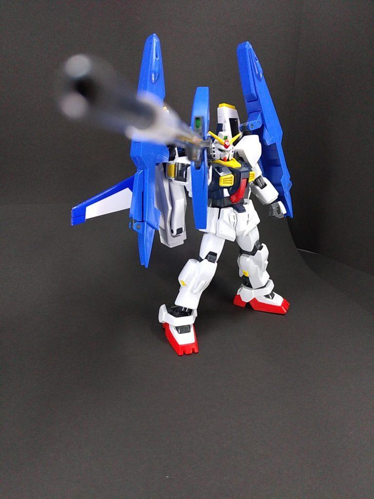 FXA-05D+RX-178 スーパーガンダム アピールショット5