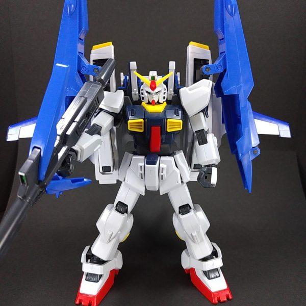 FXA-05D+RX-178 スーパーガンダム