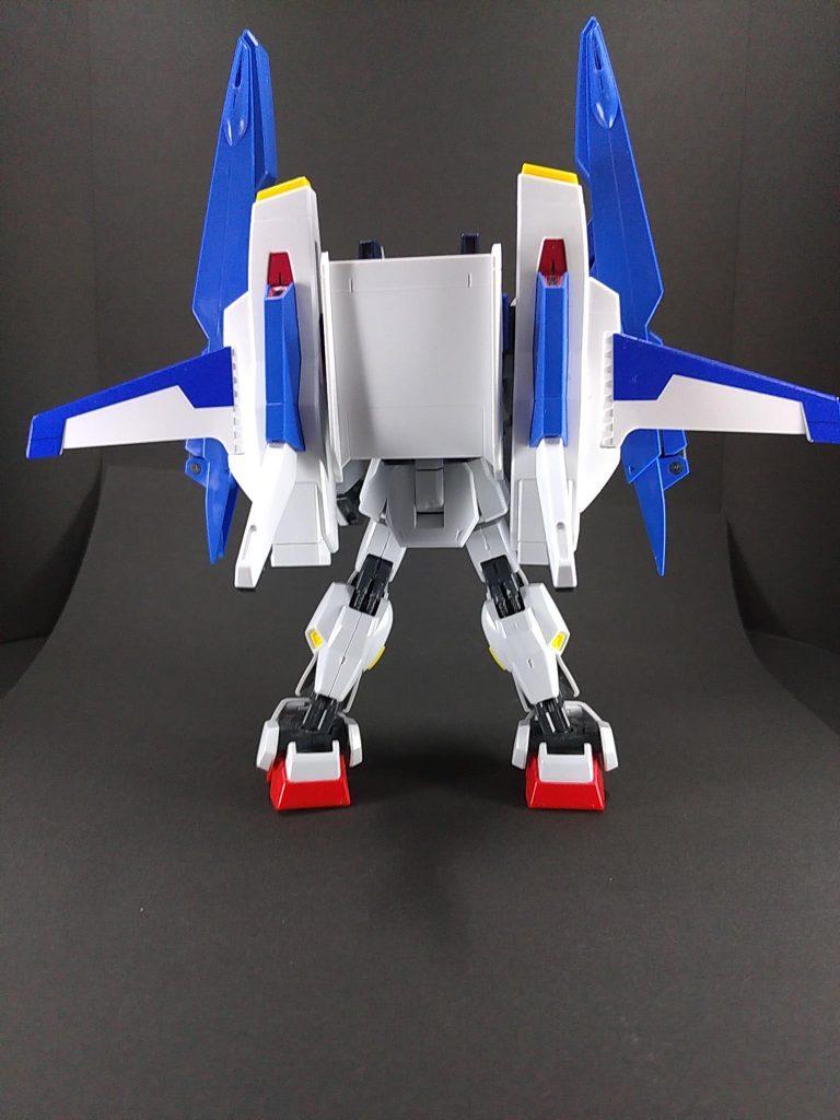 FXA-05D+RX-178 スーパーガンダム アピールショット4