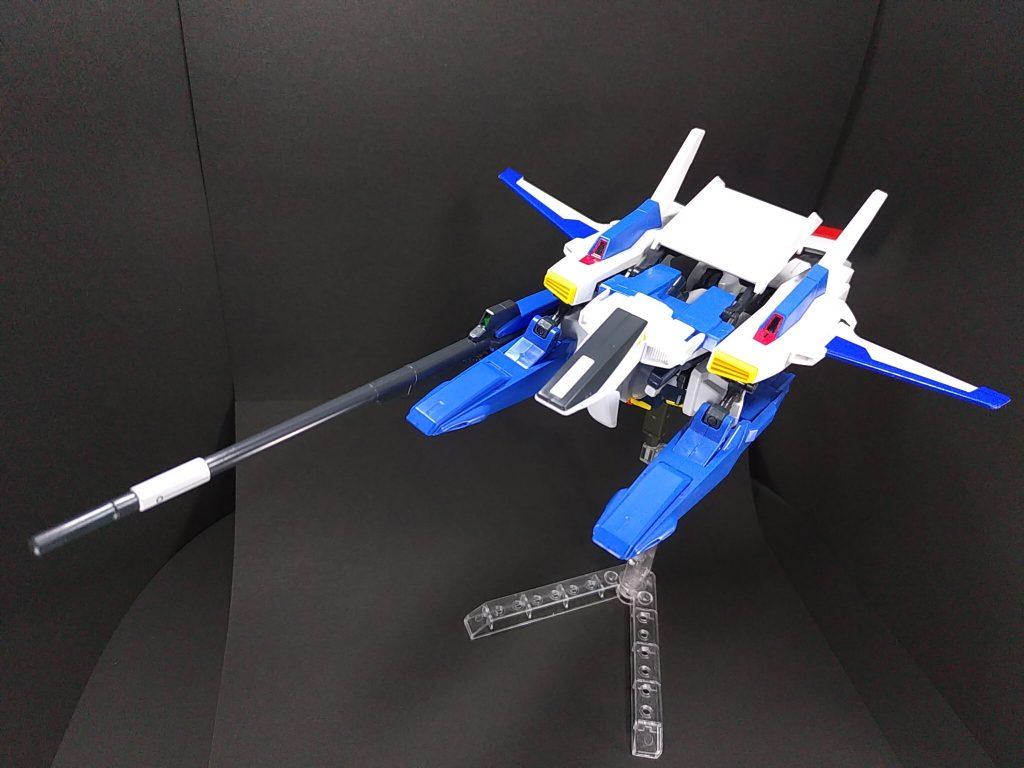 FXA-05D+RX-178 スーパーガンダム アピールショット2
