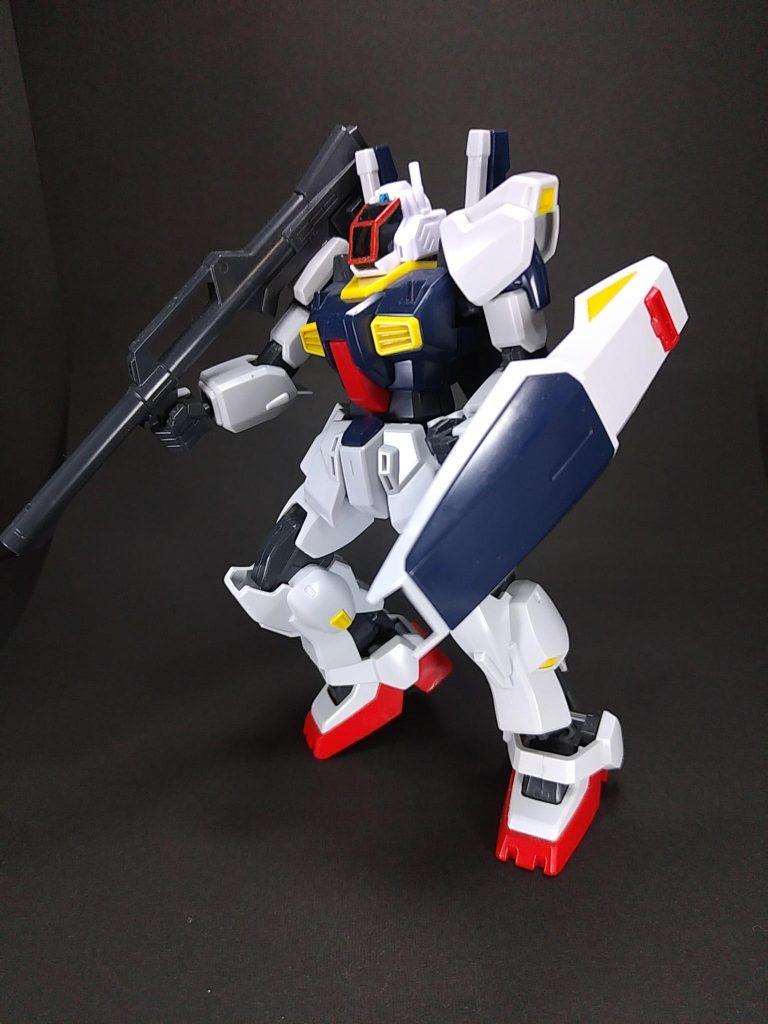 FXA-05D+RX-178 スーパーガンダム アピールショット7