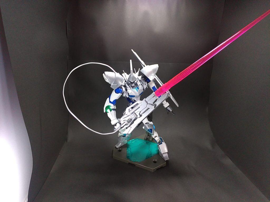 白銀の豪剣士 ガンダムシグルズ[ジークフリート] アピールショット8