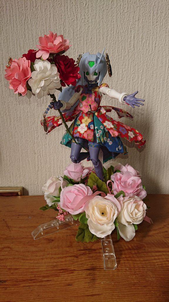 装甲少女 咲空(サラ) アピールショット1