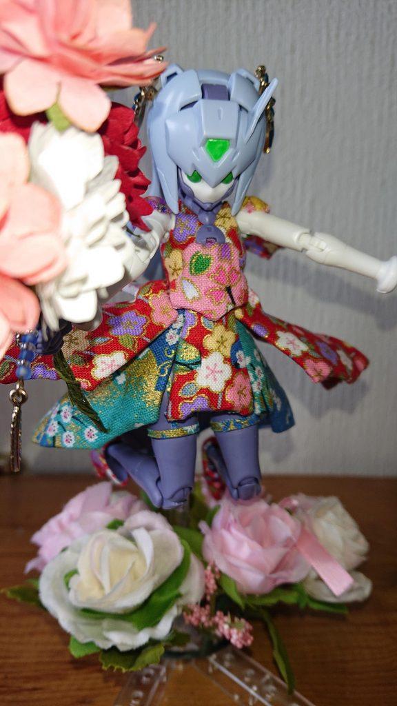 装甲少女 咲空(サラ) アピールショット3