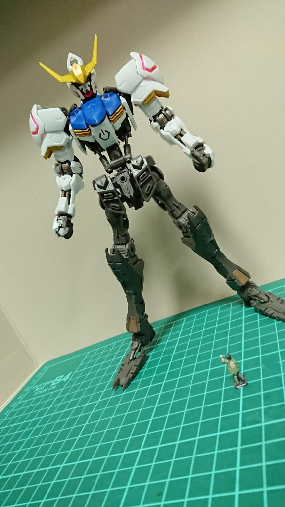 【MG】バルバトス 制作工程7