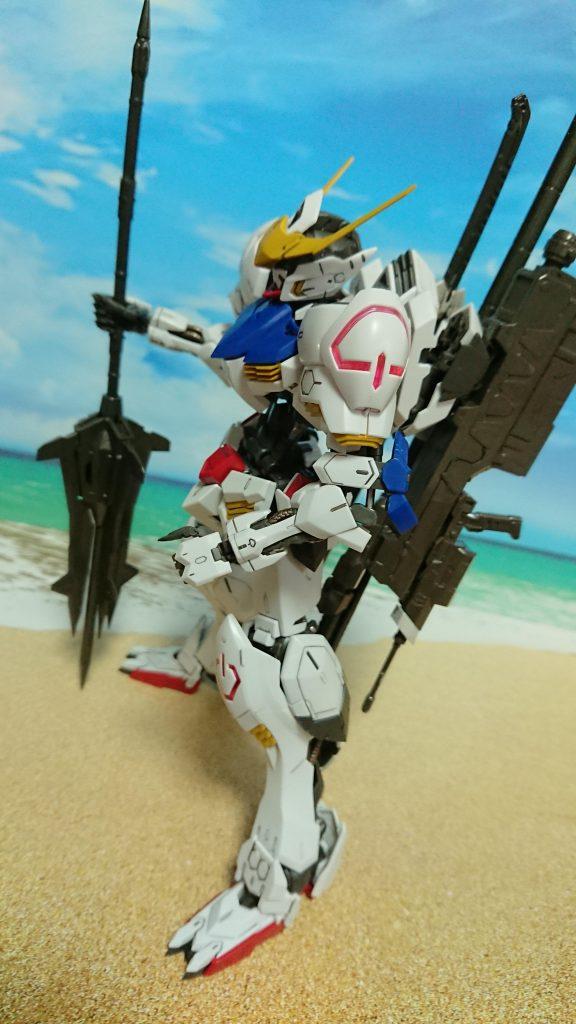 【MG】バルバトス アピールショット6