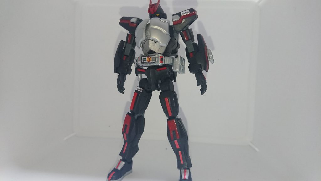 クリムゾンガンダム(仮面ライダーファイズ)