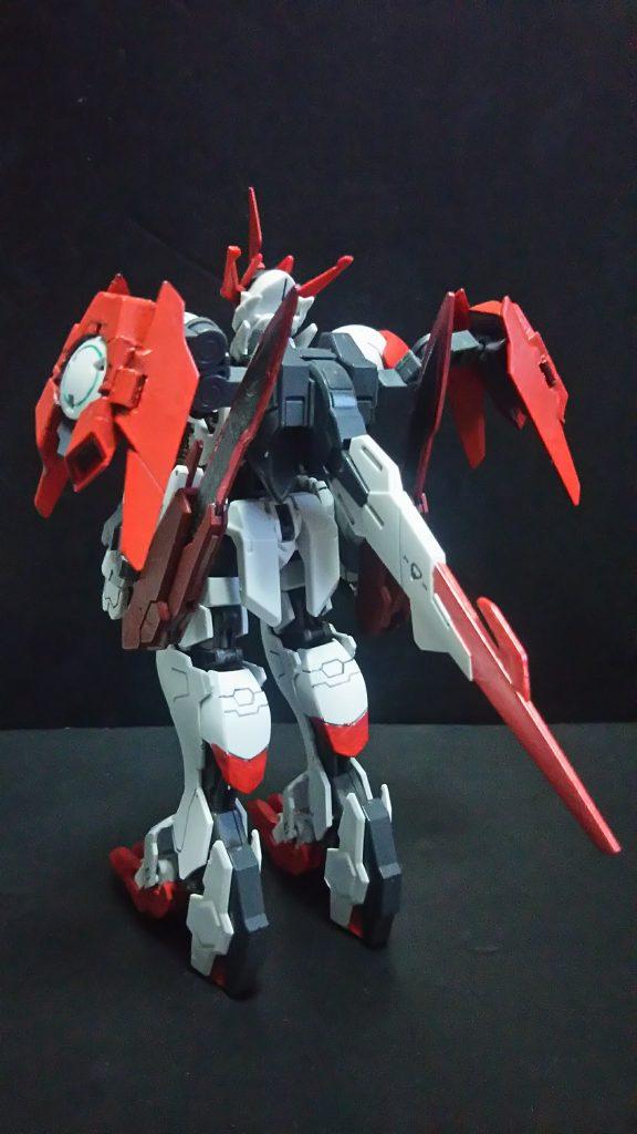 ガンダムバルバトスゼノ[武器変更] アピールショット2