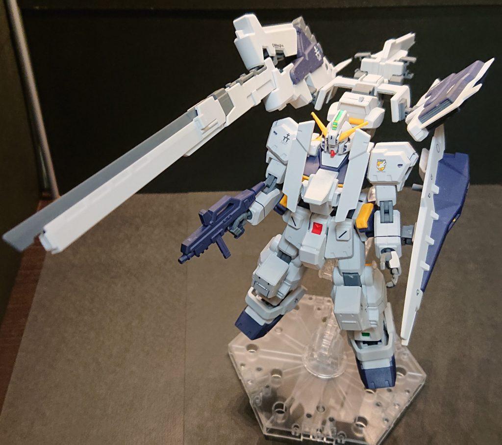ガンダムTR-1「ヘイズル・ラー」[ADVANCE OF Ζ ] アピールショット1