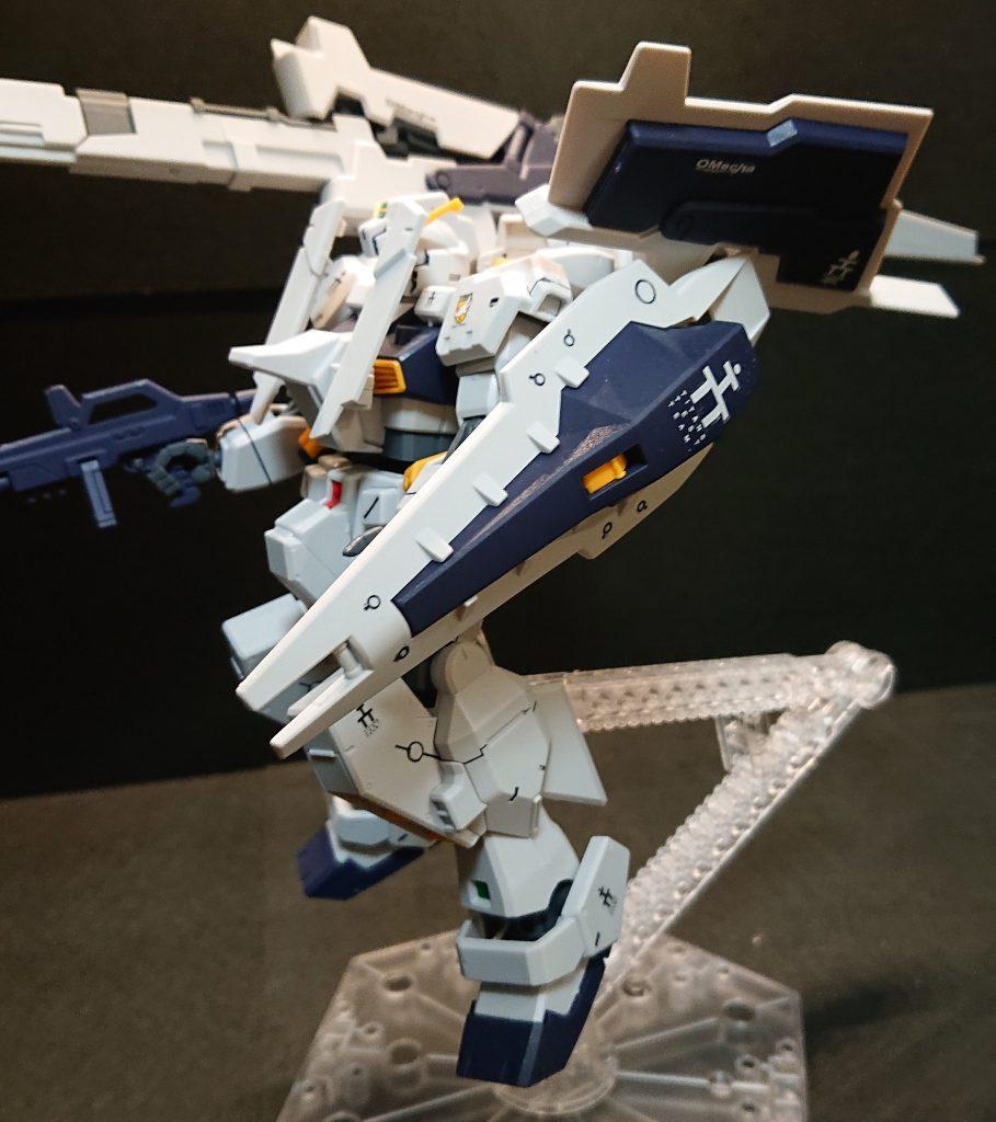 ガンダムTR-1「ヘイズル・ラー」[ADVANCE OF Ζ ] アピールショット2