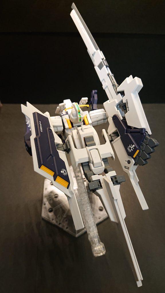 ガンダムTR-1「ヘイズル・ラー」[ADVANCE OF Ζ ] アピールショット3