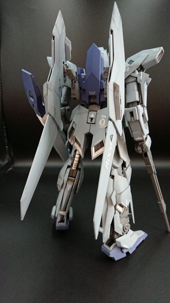 デルタプラス MG アピールショット2
