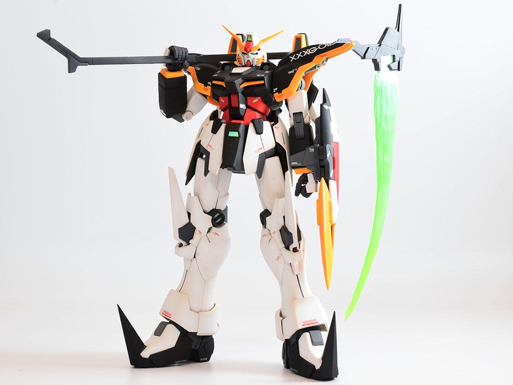MG ガンダムデスサイズ EW アピールショット1