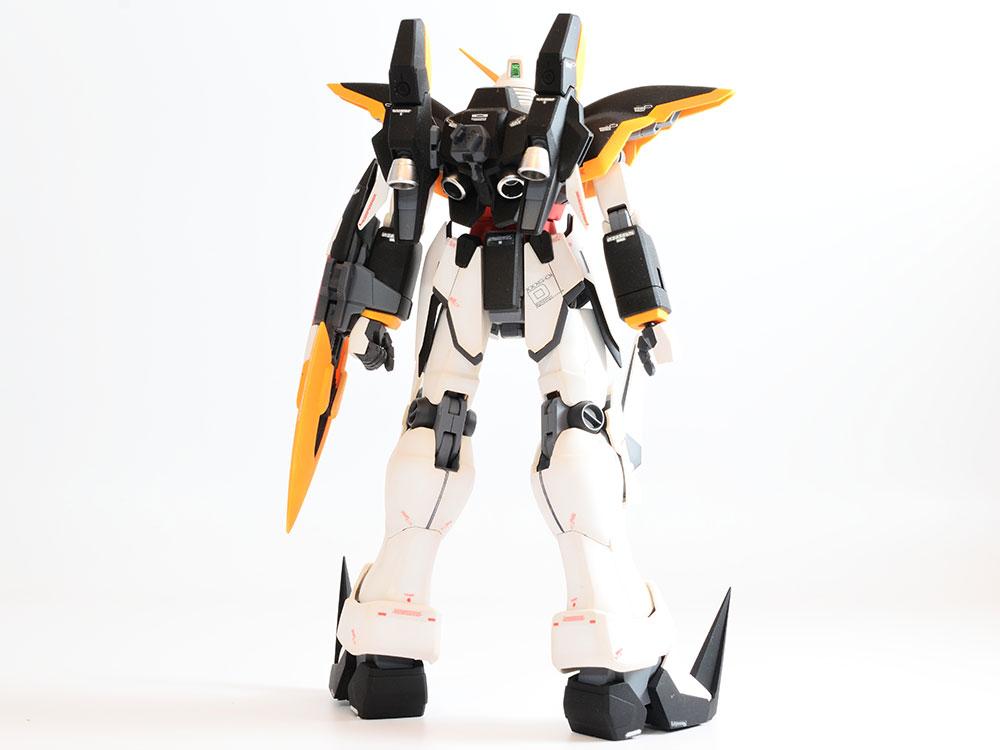 MG ガンダムデスサイズ EW アピールショット2