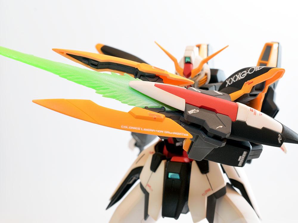 MG ガンダムデスサイズ EW アピールショット3