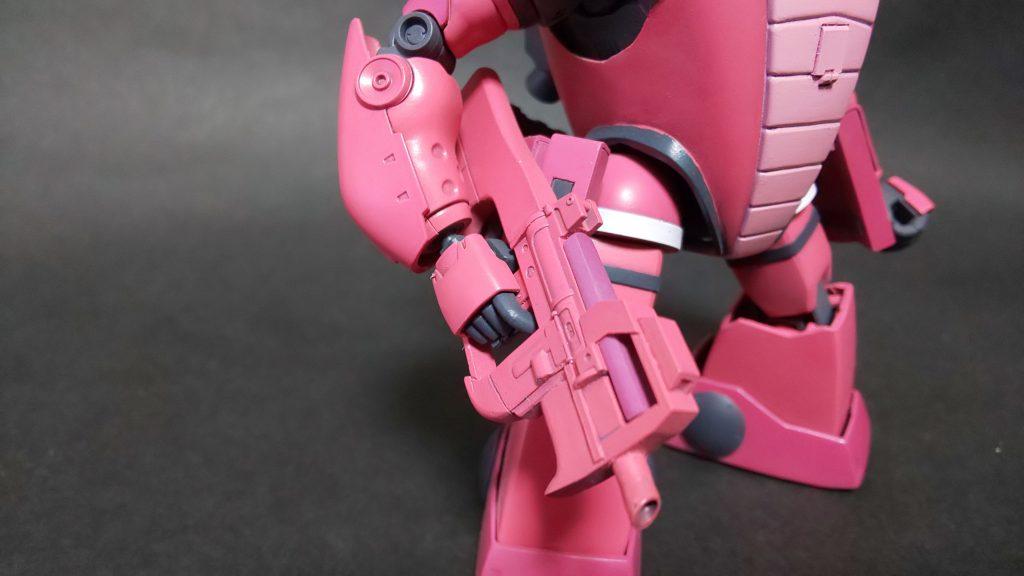 アッガイ(ピンクの悪魔) アピールショット2