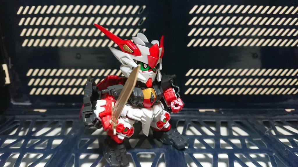魔法剣士ブレイバーガンダム アピールショット2