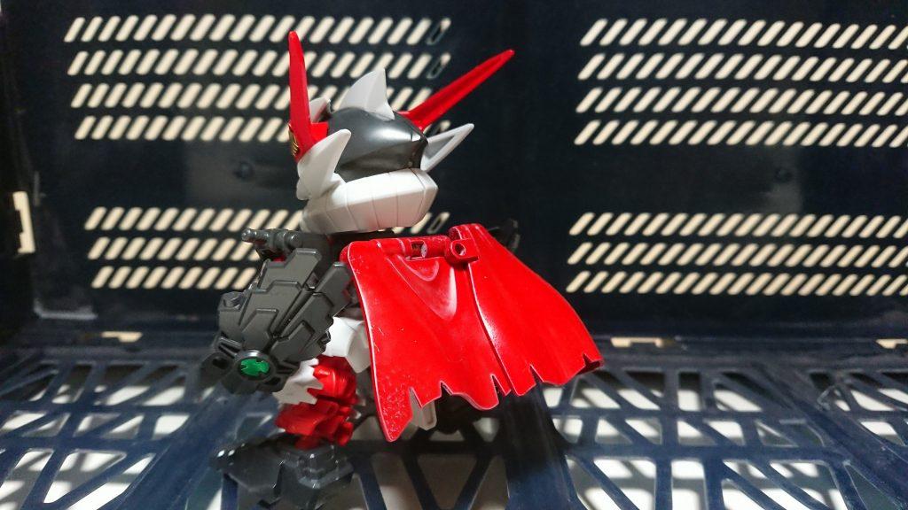 魔法剣士ブレイバーガンダム アピールショット3