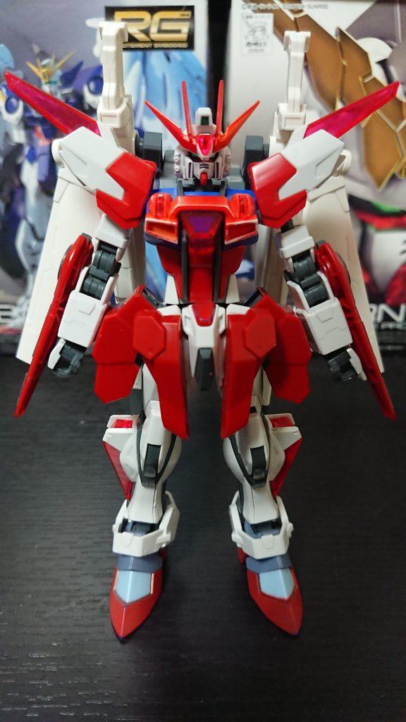 G-EXE.RX-04 アマテラス アピールショット1