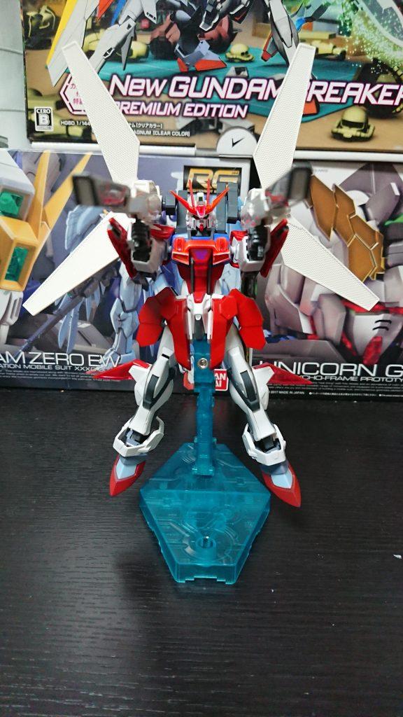 G-EXE.RX-04 アマテラス アピールショット4