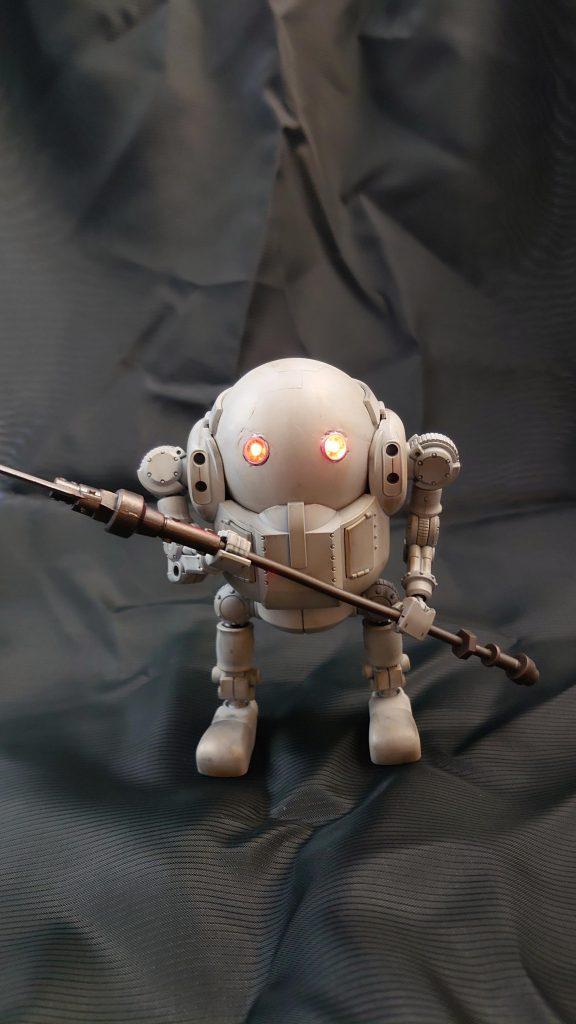 機械生命体-モビルハロ アピールショット3