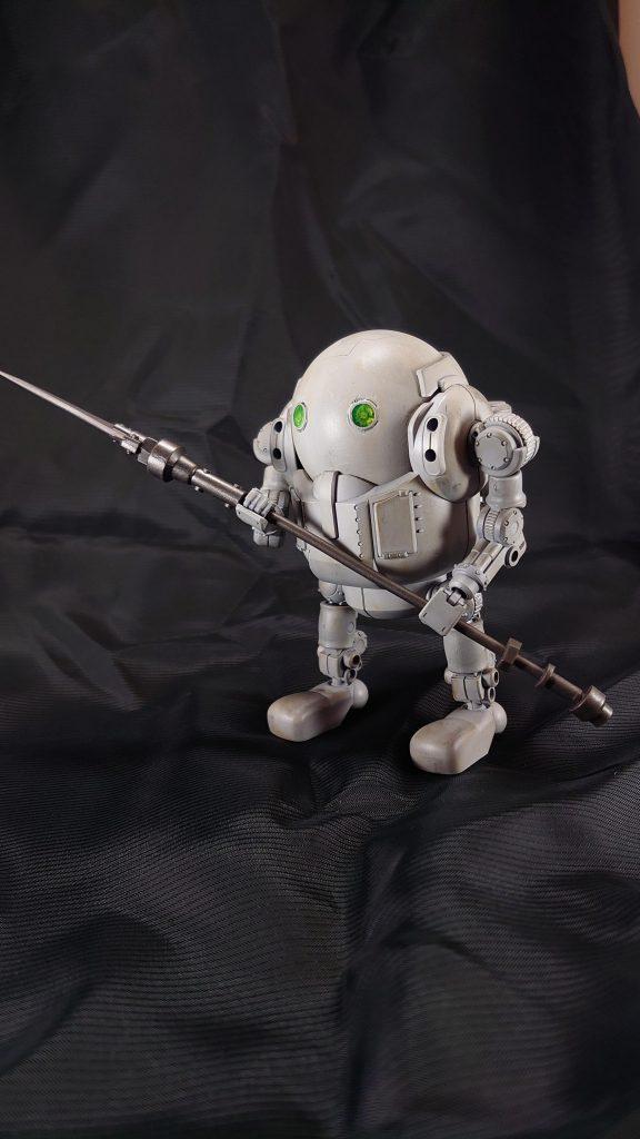 機械生命体-モビルハロ アピールショット1