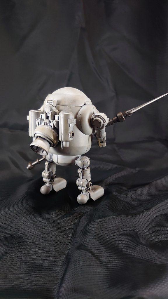 機械生命体-モビルハロ アピールショット2