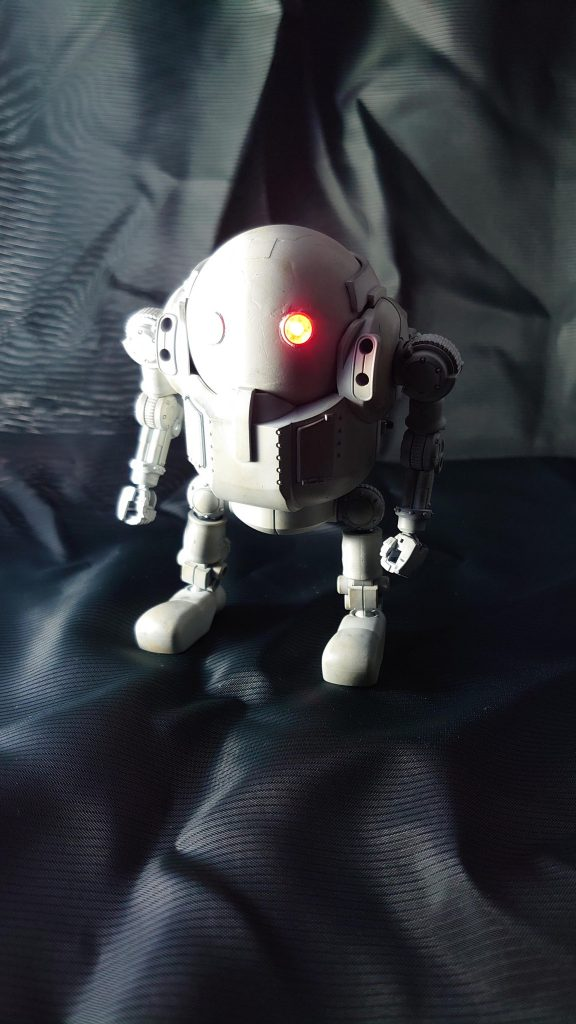 機械生命体-モビルハロ
