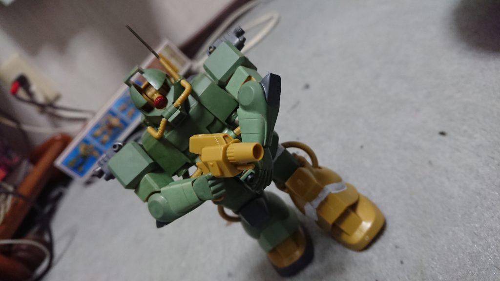 MS-06E 強行偵察型ザク