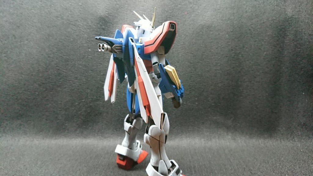 MG ゴッドガンダム アピールショット3