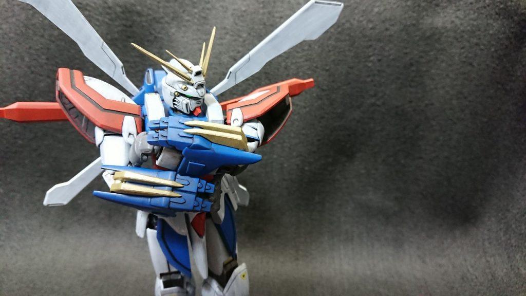 MG ゴッドガンダム アピールショット6