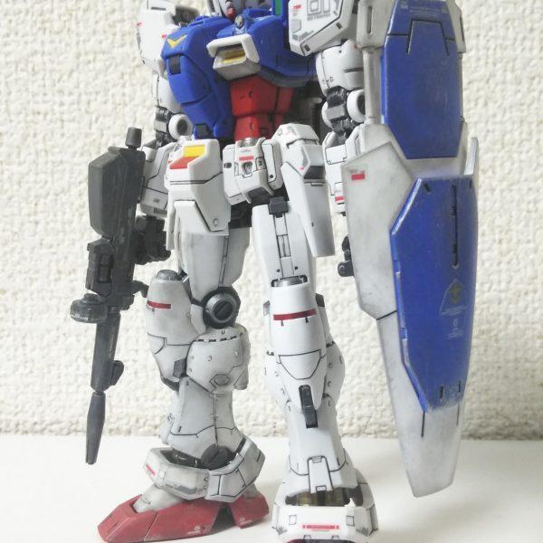 RG ガンダム試作1号機ゼフィランサス