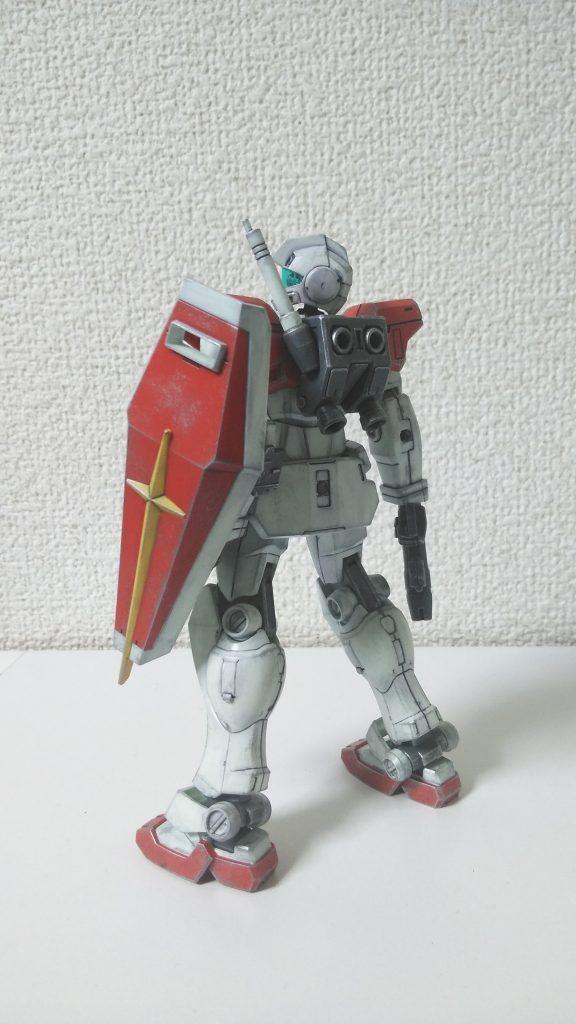 HGBF GM/GM アピールショット1