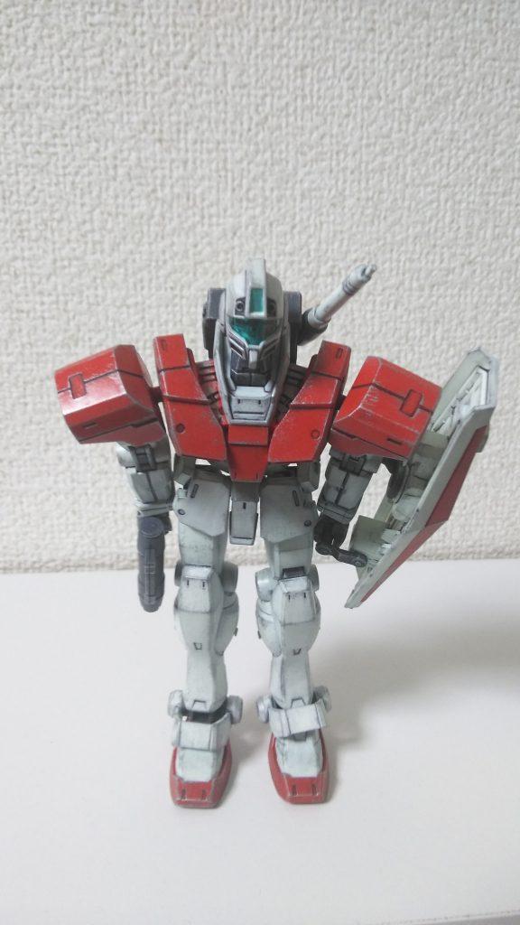 HGBF GM/GM アピールショット2