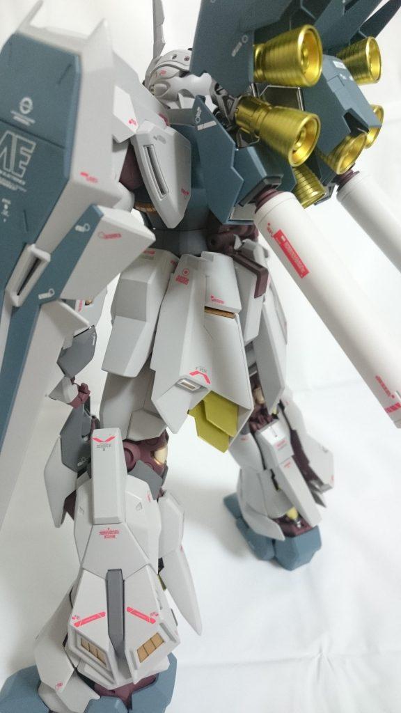 MSN-06S シナンジュ スタイン ver.ka アピールショット6