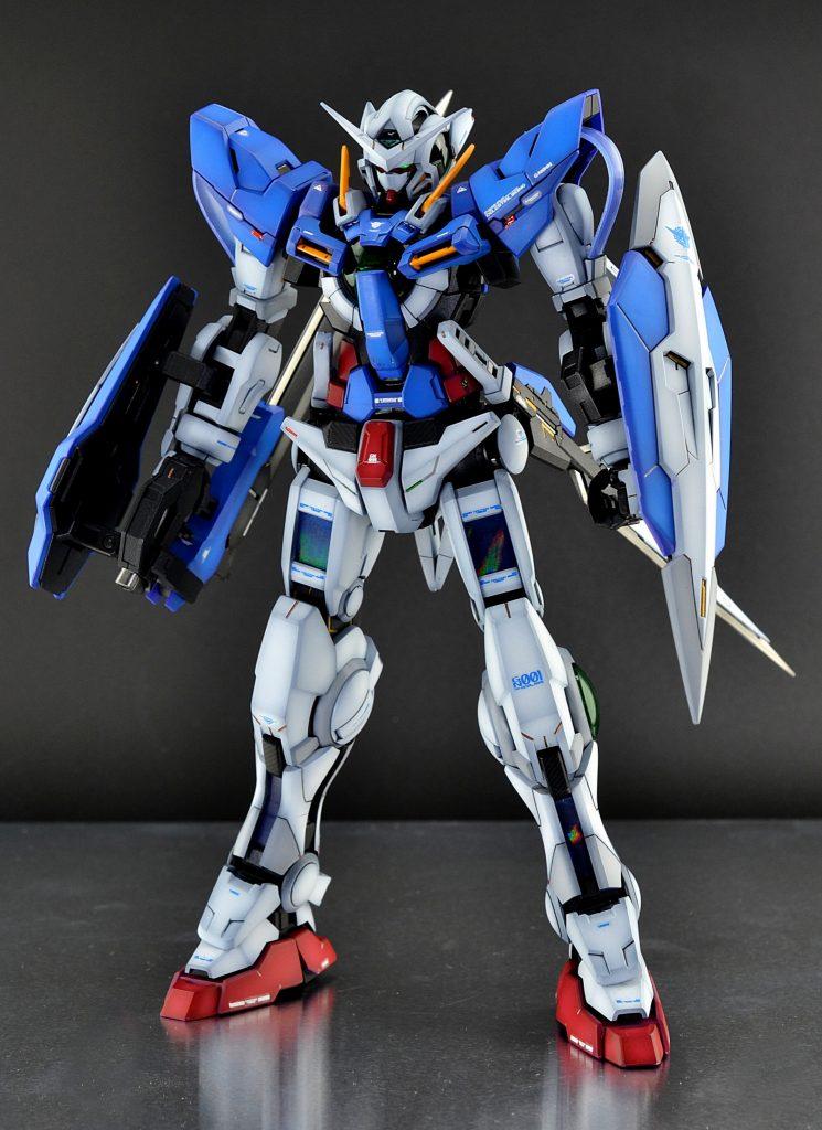 MG 1/100 GN-001 ガンダムエクシア