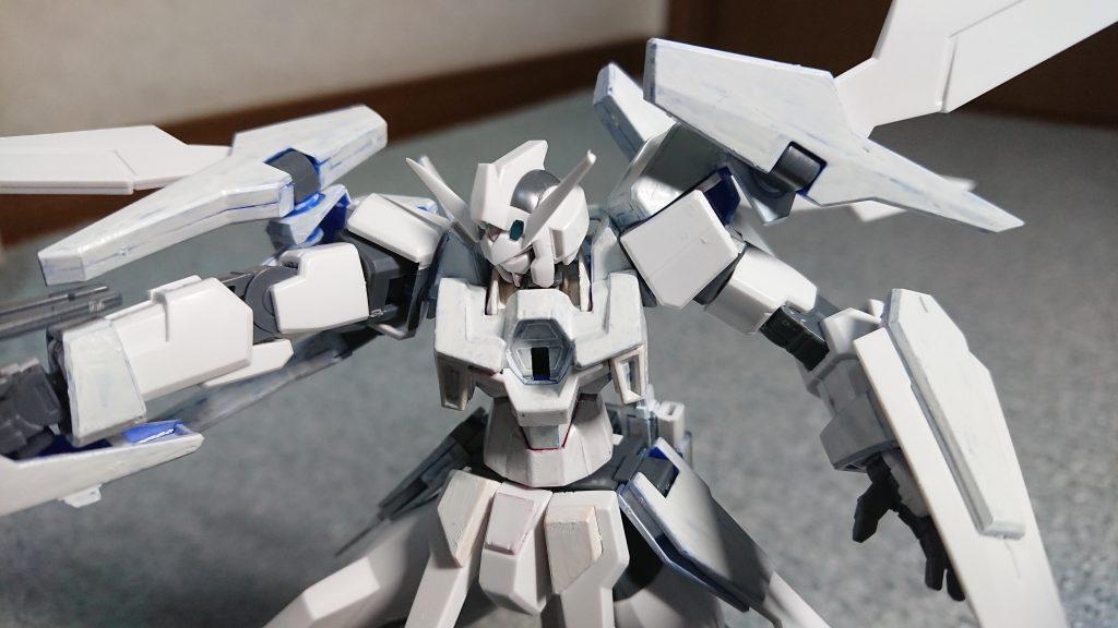 ガンダムAGE-2 特務隊仕様 アピールショット1