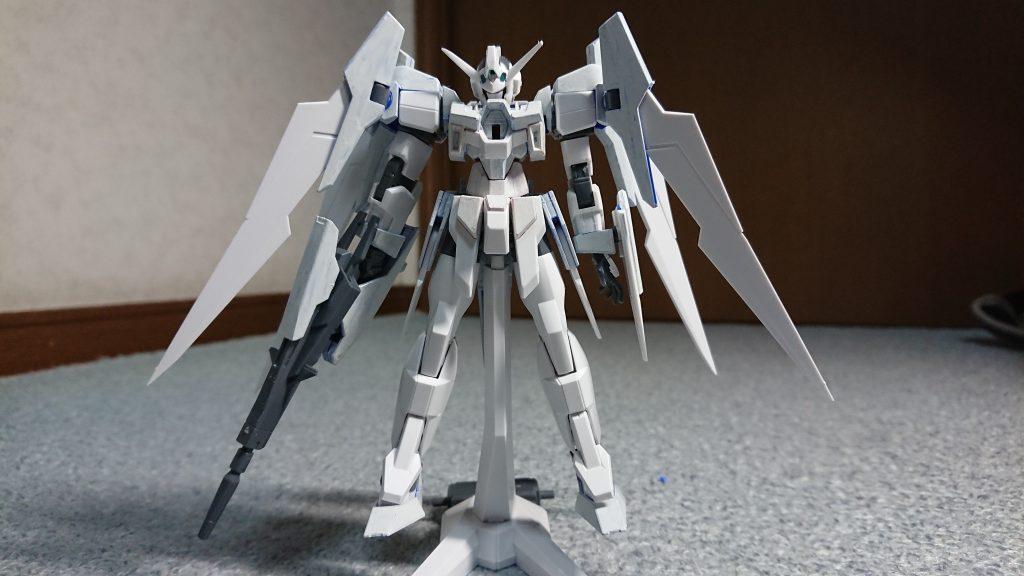 ガンダムAGE-2 特務隊仕様 アピールショット2