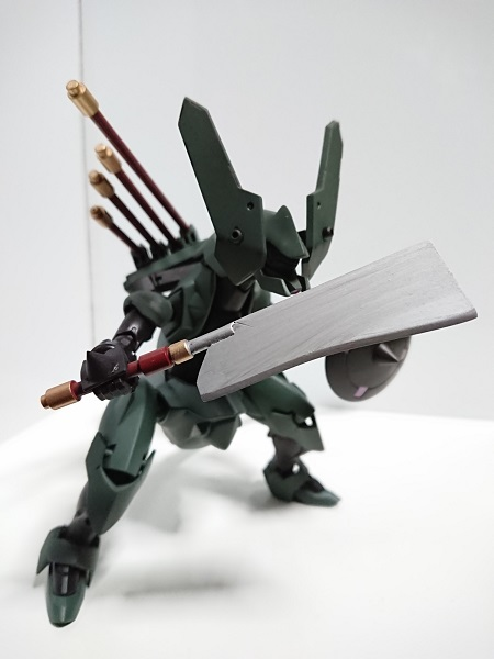 ダイナジン アピールショット1