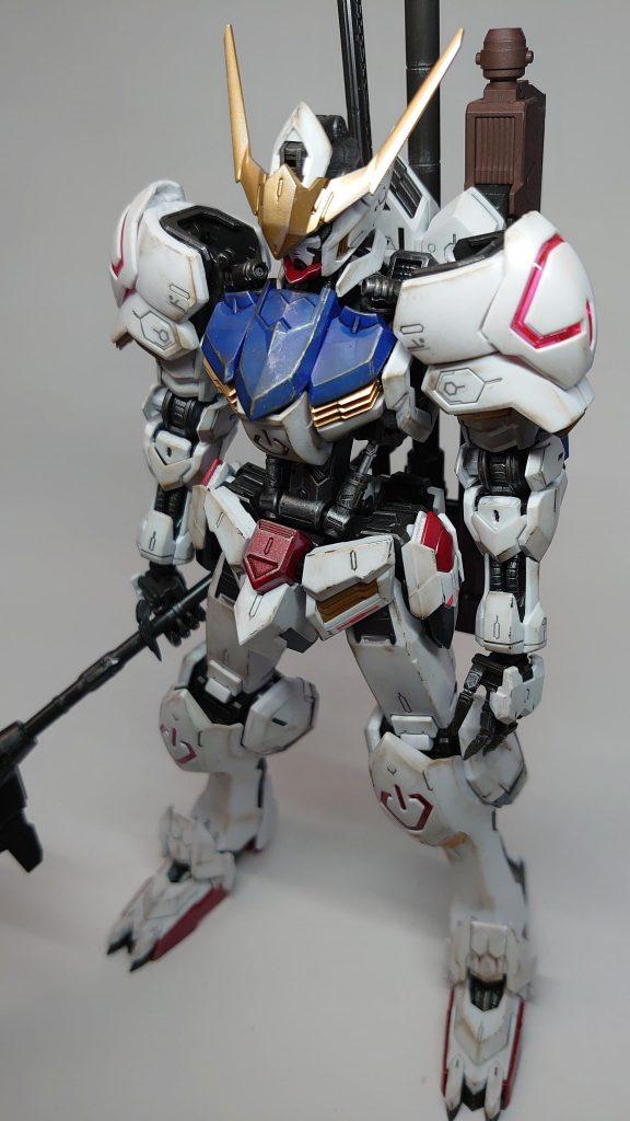 MG バルバトス アピールショット1