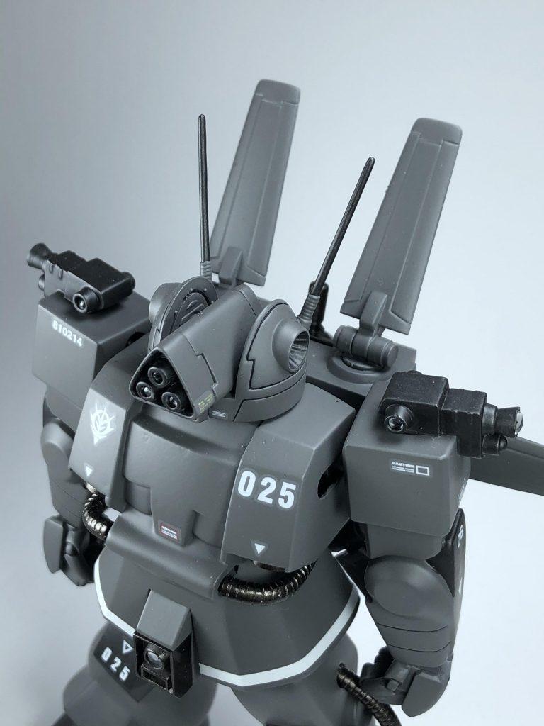 MSV 1/144 ザクフリッパー アピールショット5